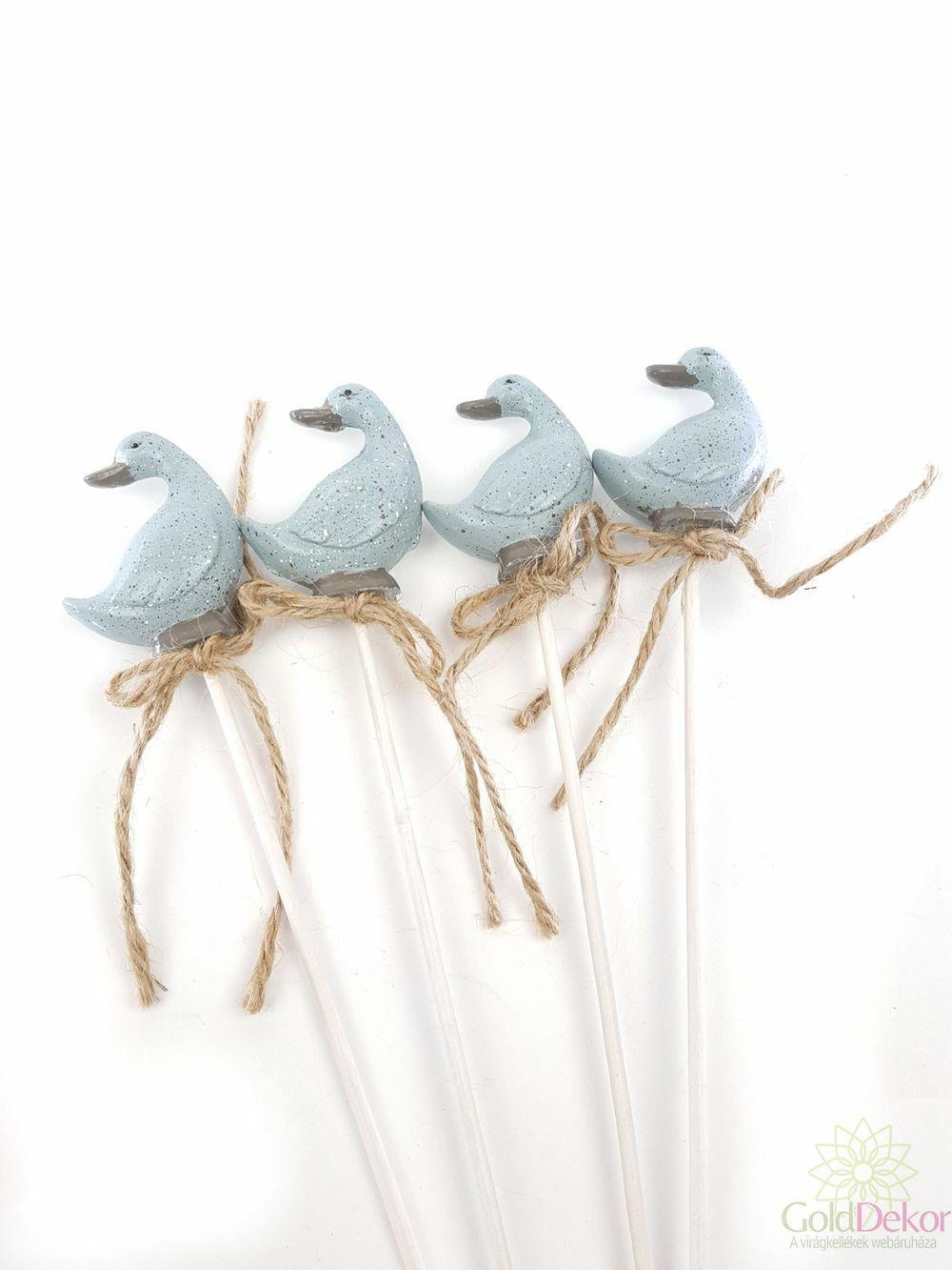 Polyresin liba betűző*4 - Kék