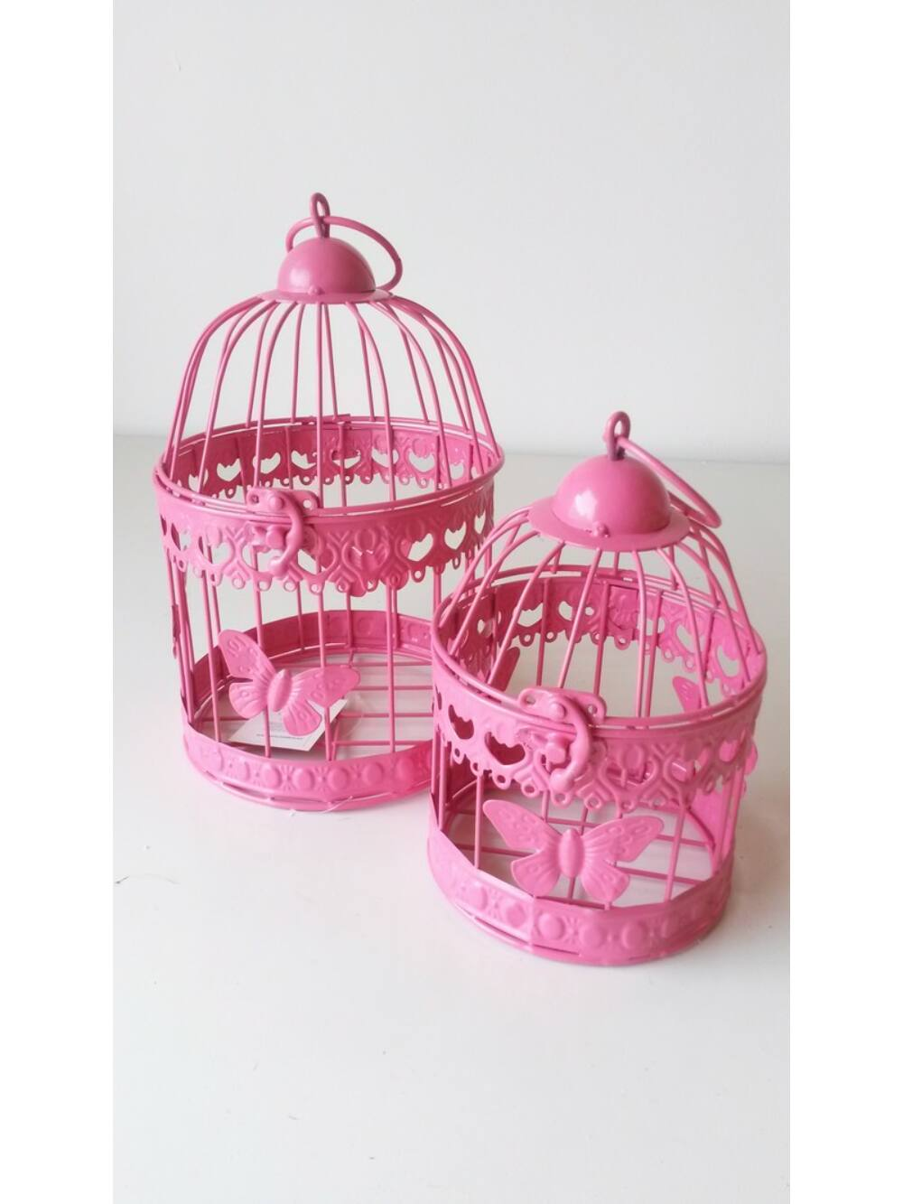 Színes kalitkaszett kicsi-Pink