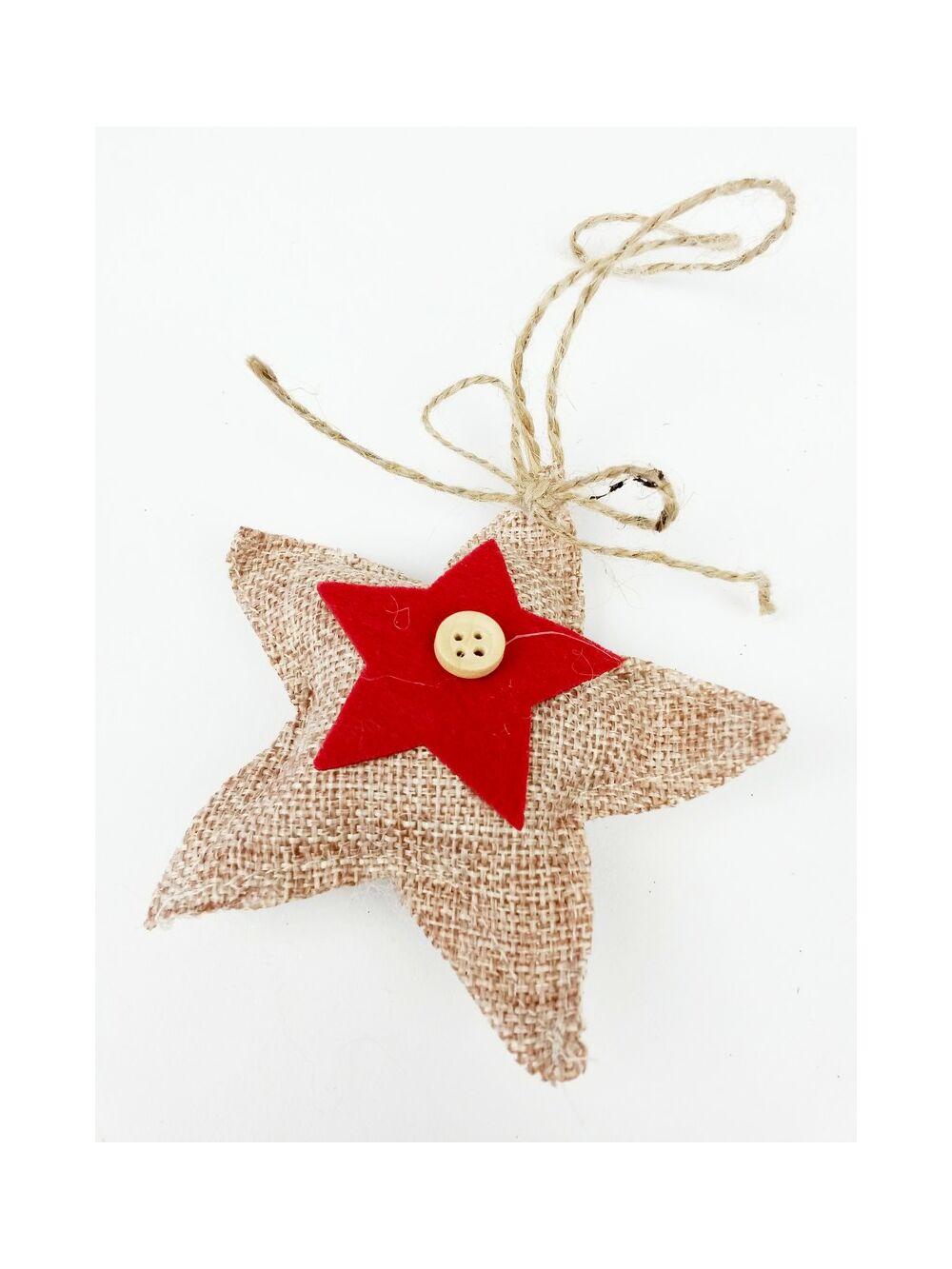 Akasztós zsákos függelék - Csillag