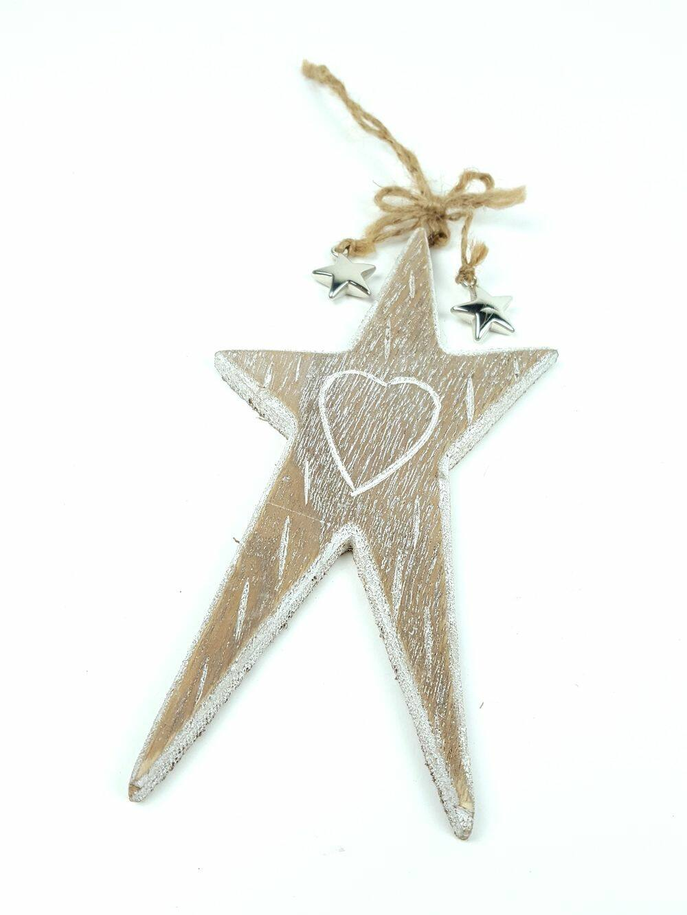 Faragott rusztikus - csillag
