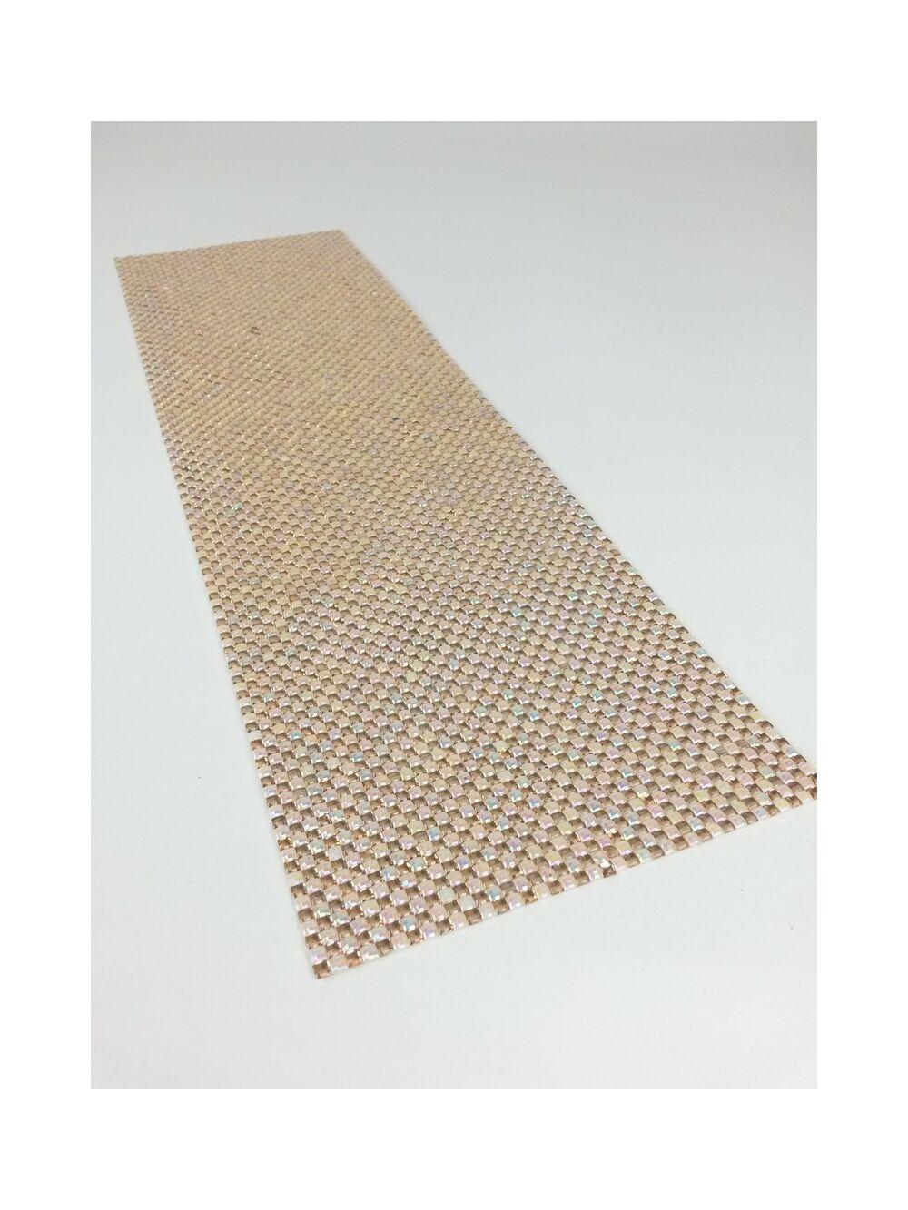 Öntapadós strassz lap - Pezsgő