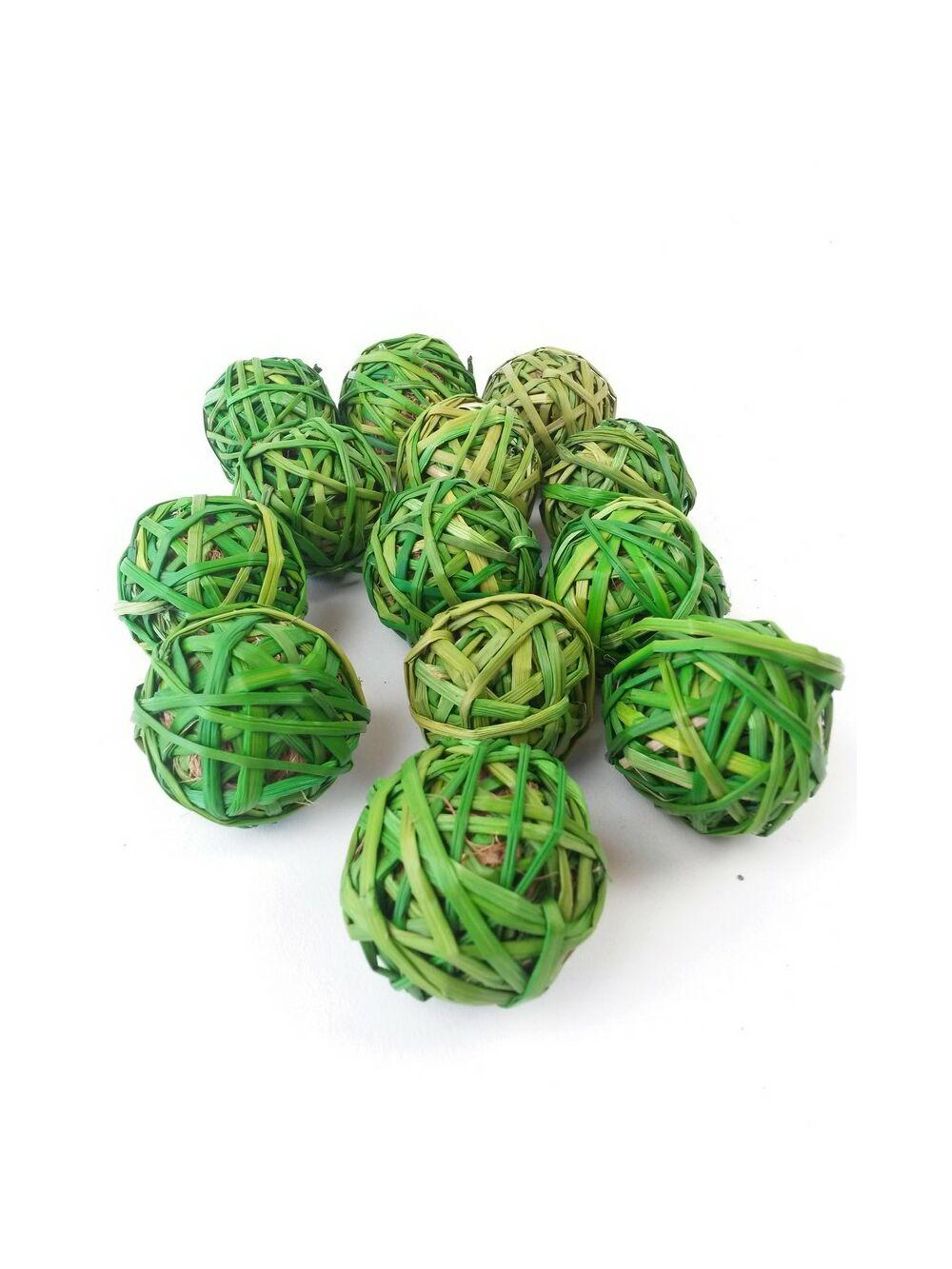 Fűgolyó - Zöld