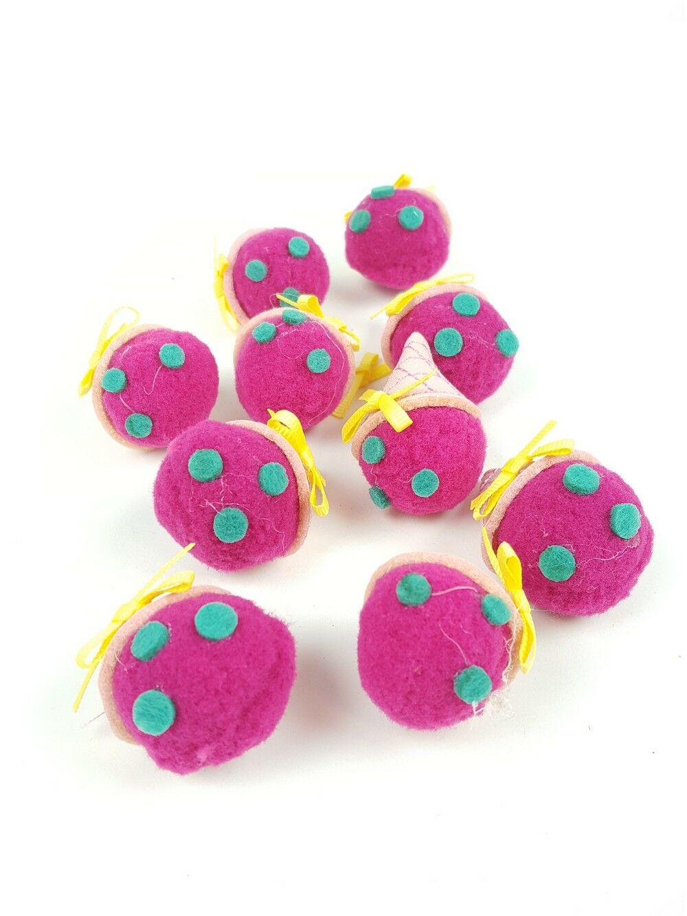 Textil fagyi - Pink