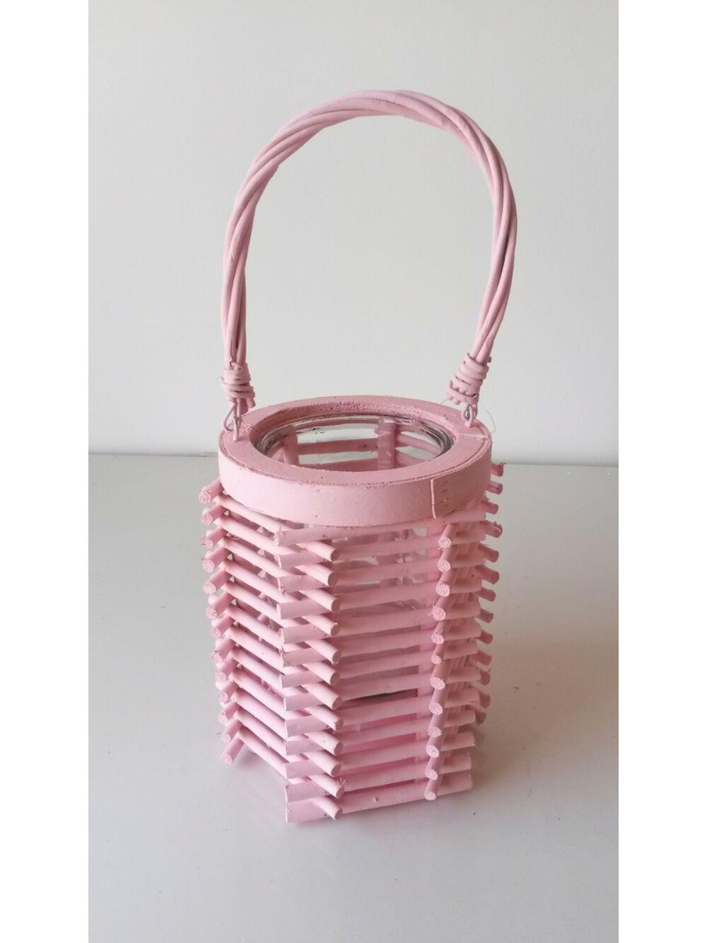 Fadarabos lámpás-Rózsaszín
