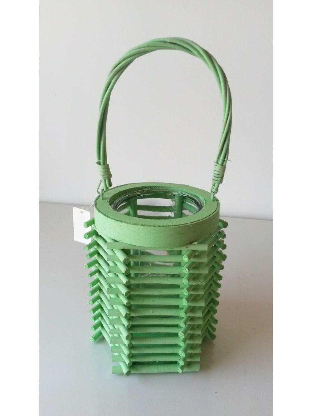 Fadarabos lámpás-Zöld