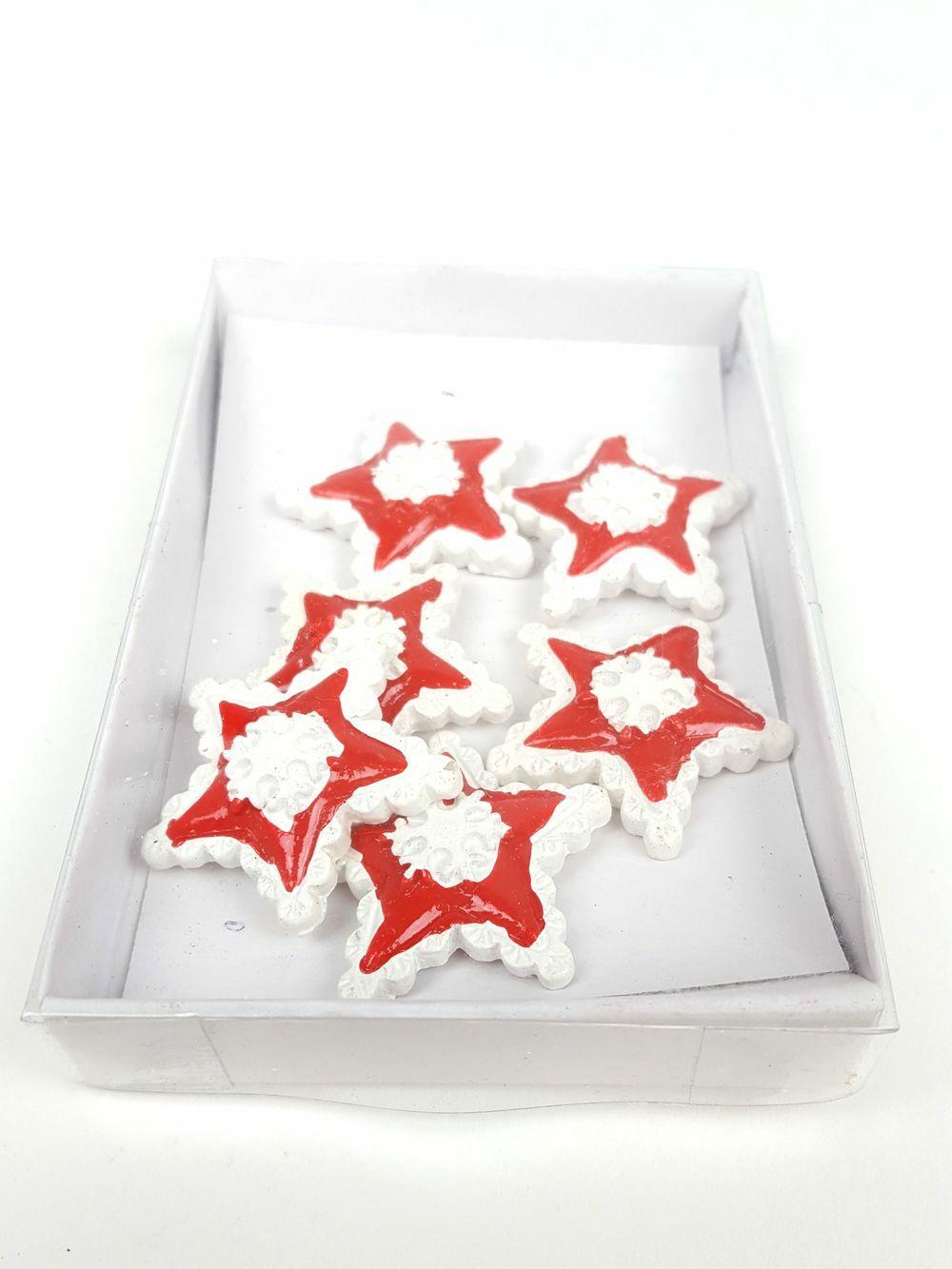 Öntapi polyresin piros csillag