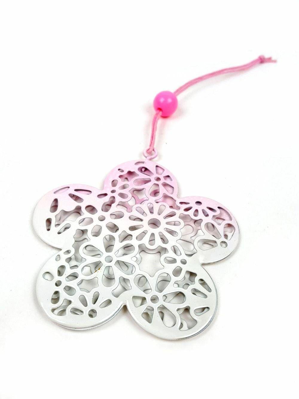 Csipkézett fém forma - Virág