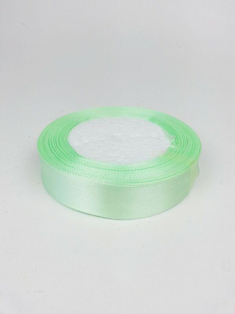 20mm-es szatén szalag - Alma zöld 77c0c896e0