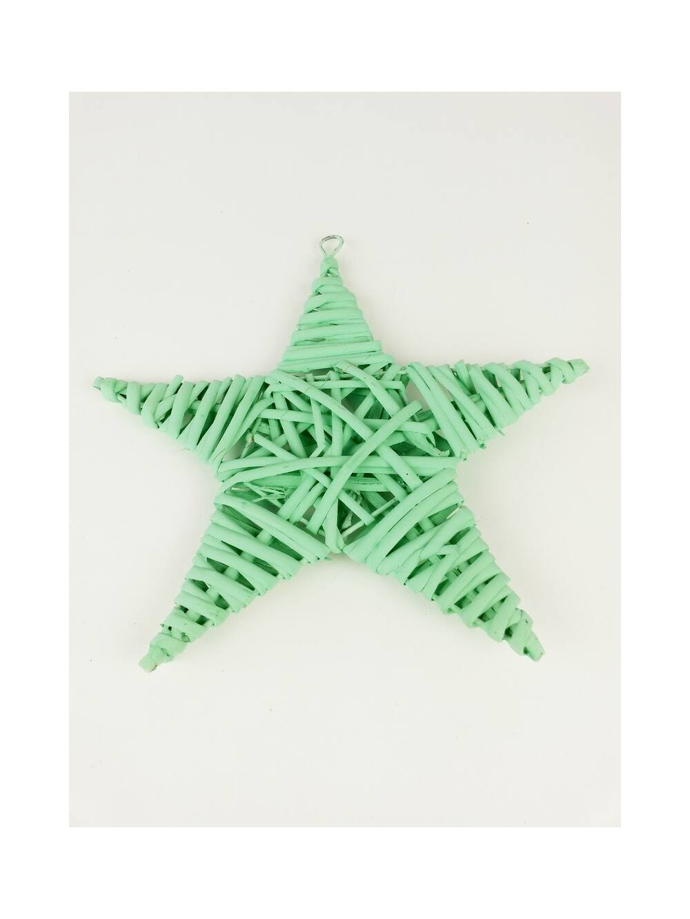 Vessző csillag alap - Pasztel Zöld
