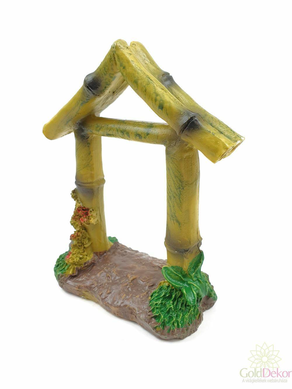 Bambusz kapu