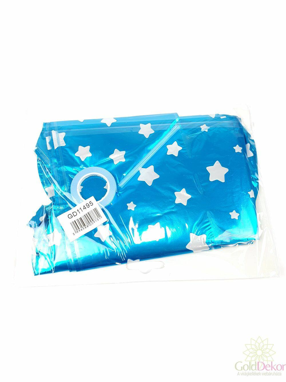 Happy Birthday lufi felirat - Kék