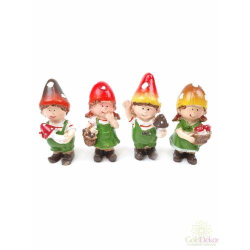 Gomba figurák