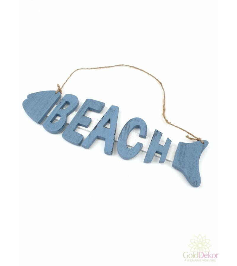 Beach felirat