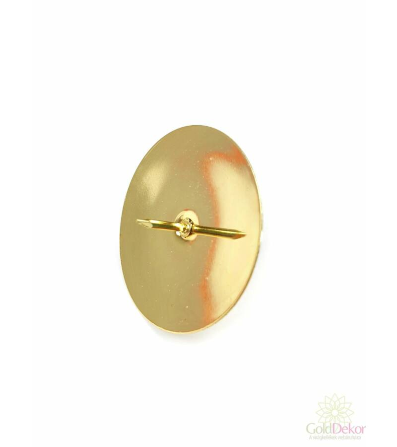 Gyertyatüske - Arany