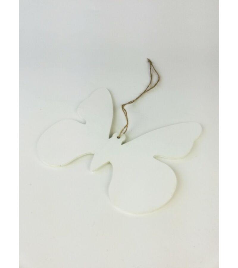 Fa lepke kötéllel-20 cm