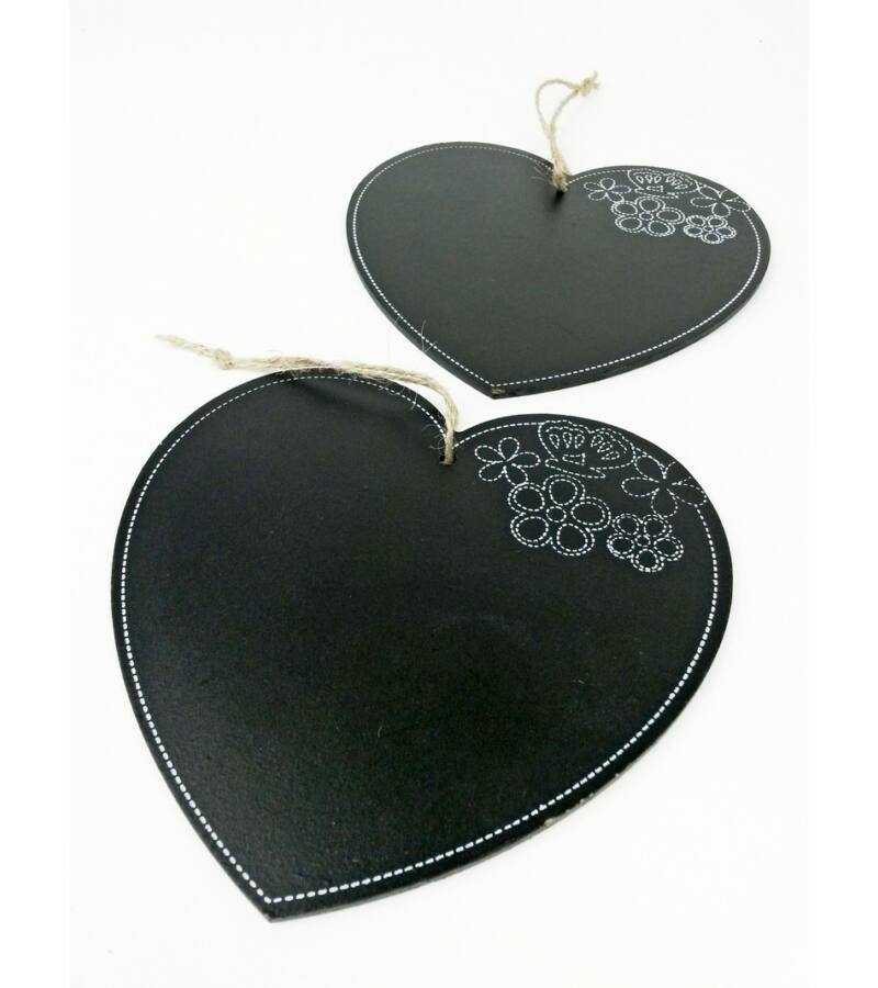 Tábla szív nagy*2