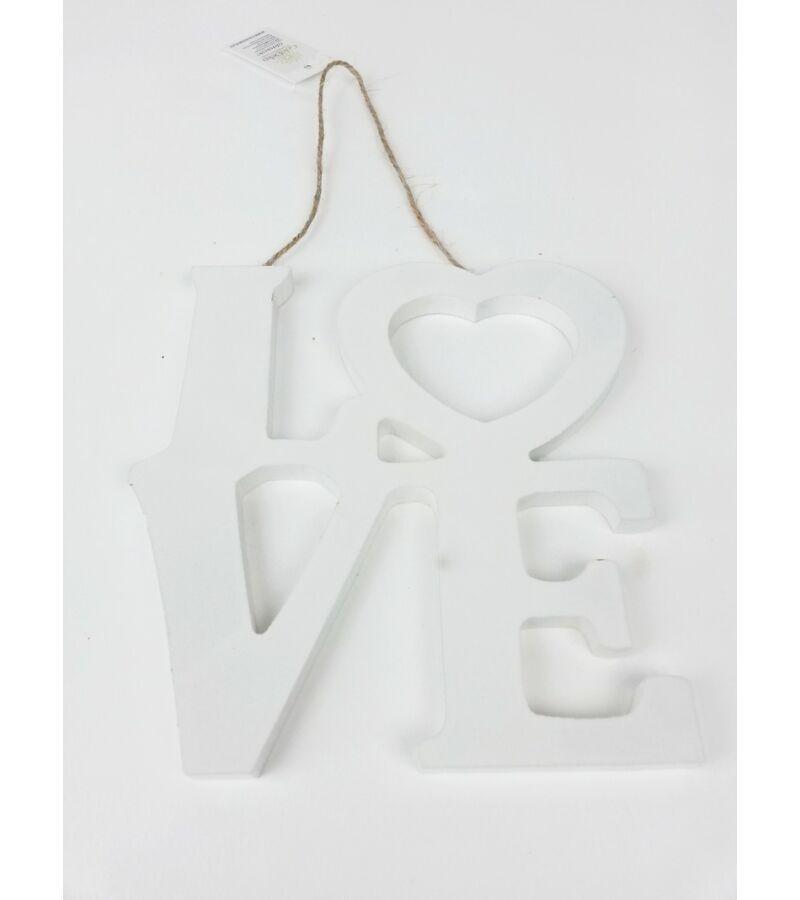 Akasztós Love tábla