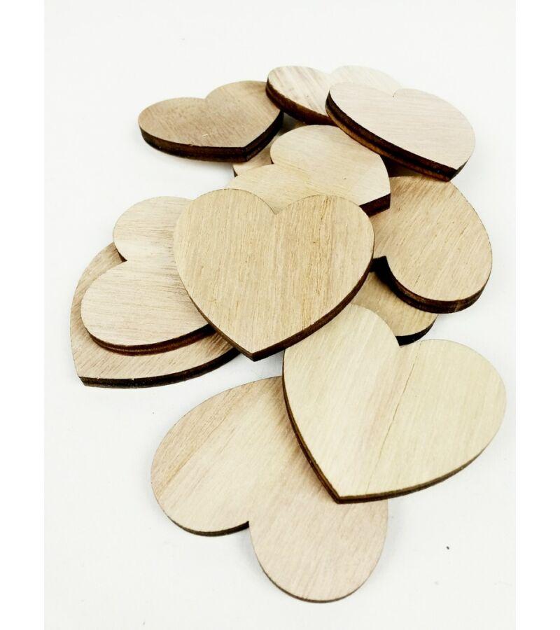 Natúr fa szív nagy