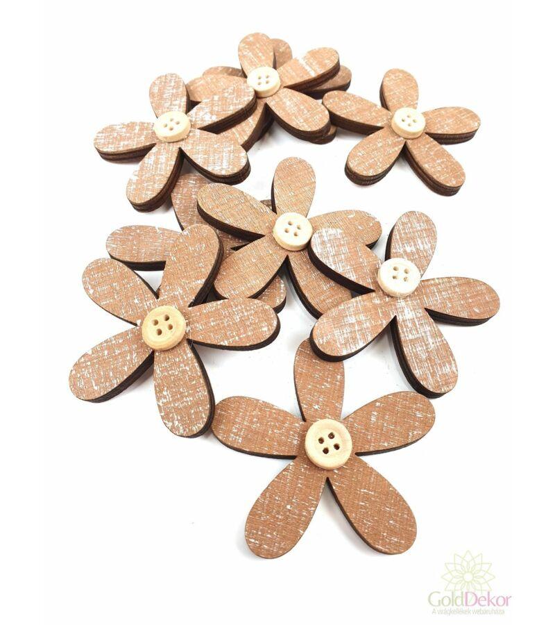 Natúr gombos fa virág