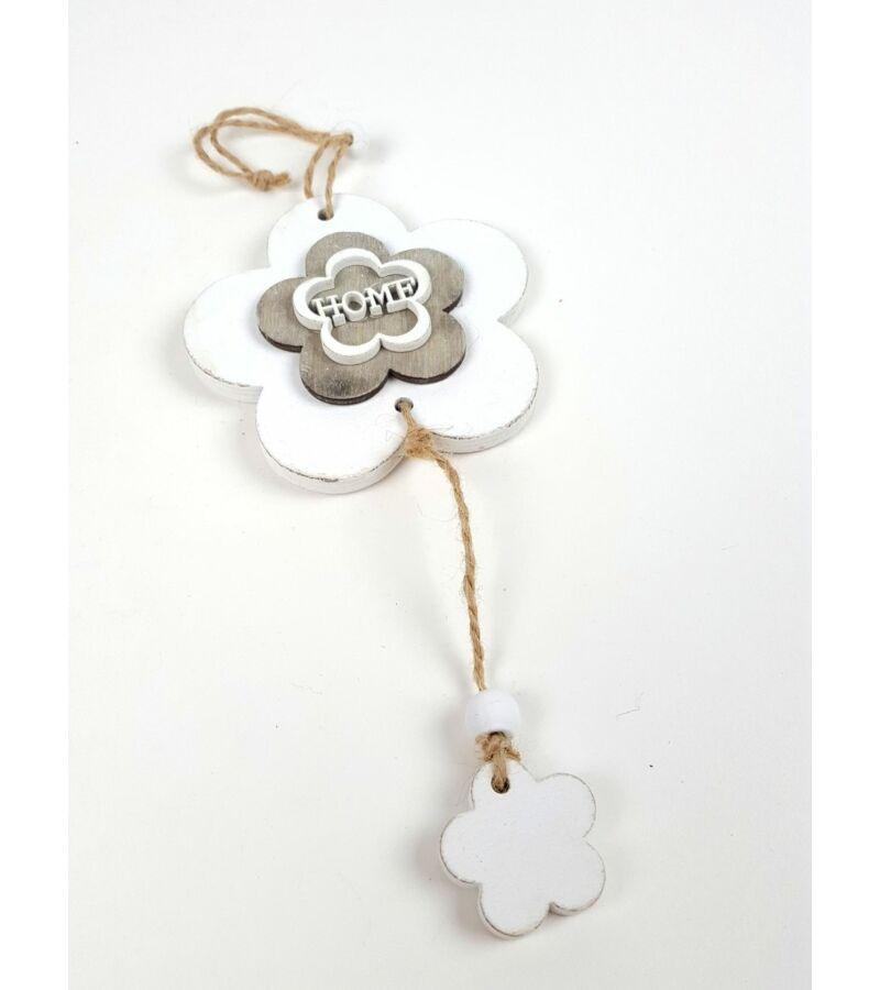 Home függő favirág - Fehér