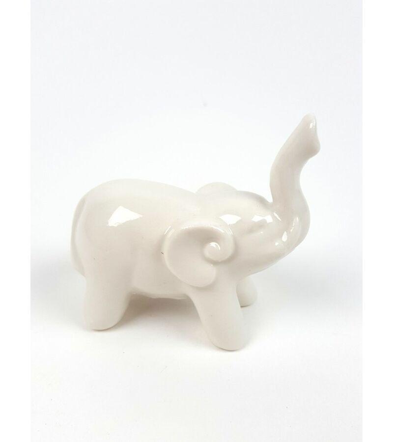 Porcelán elefánt - Álló