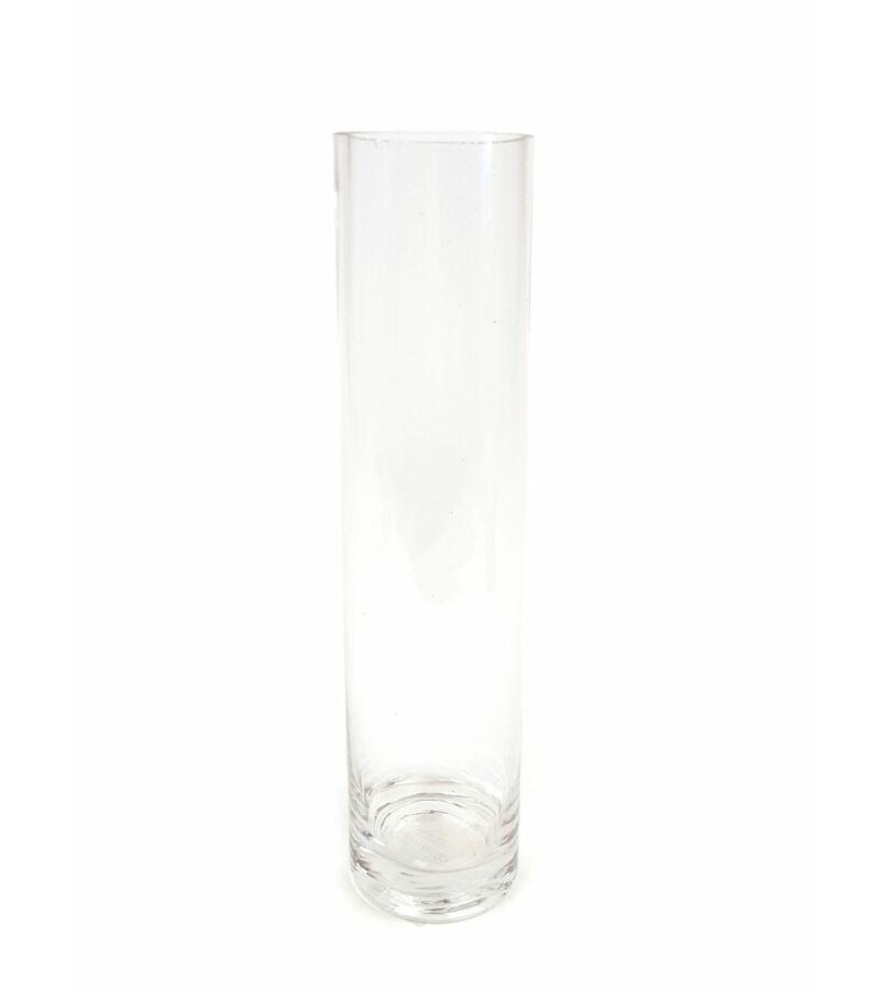 Üveg henger 6*25 cm