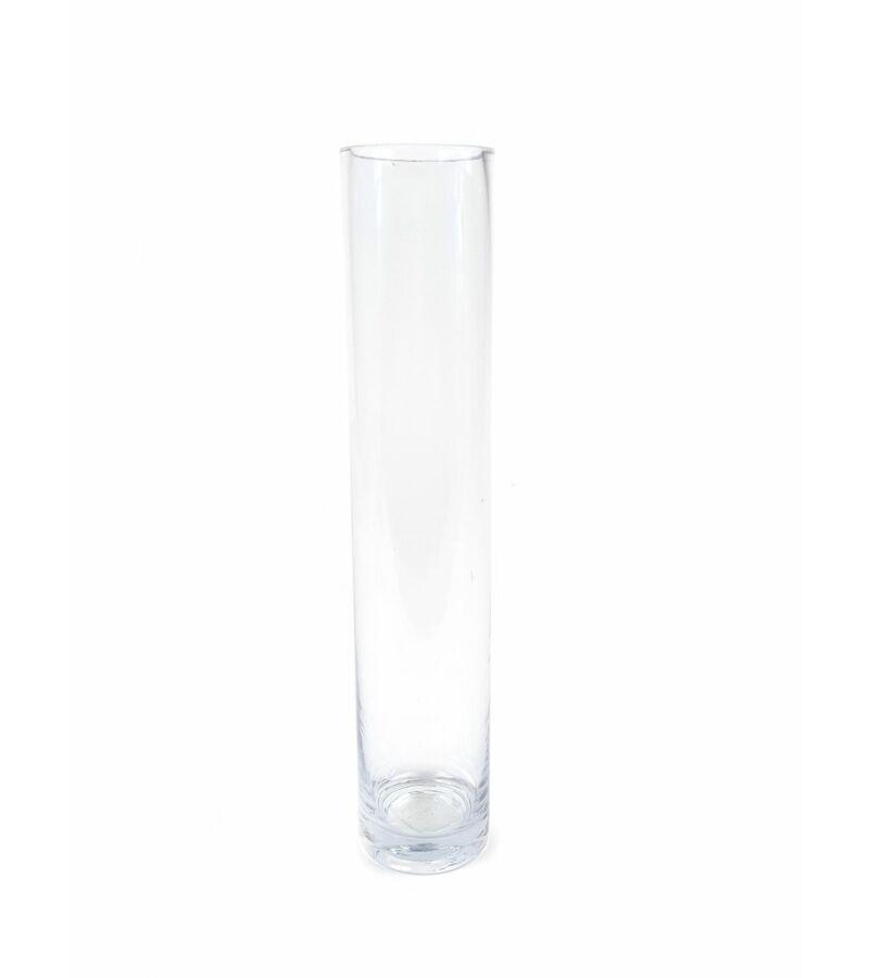 Üveg henger 6*30 cm