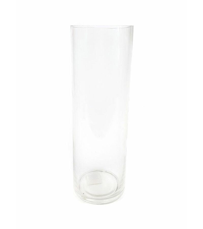 Üveg henger 10*30 cm