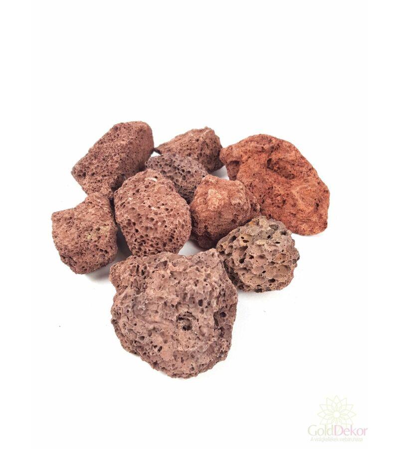 Dekor kő tufa - Vörös