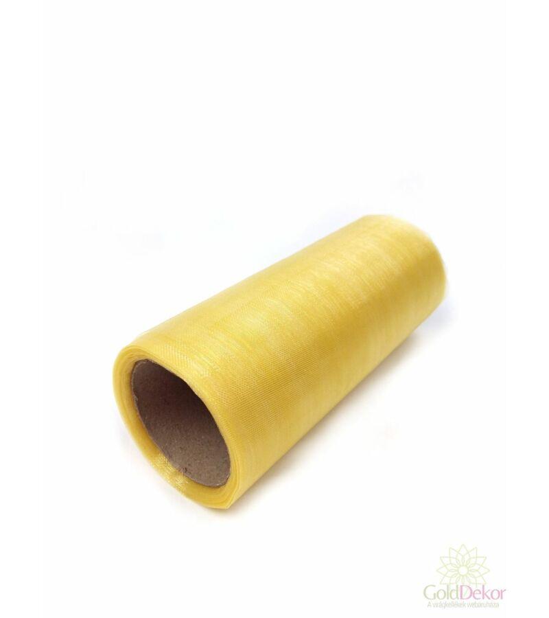 12 cm-es organza - Krém
