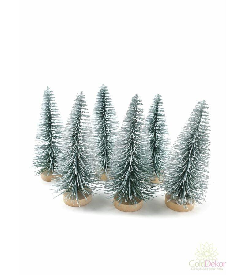 Talpas fenyőfa 8 cm*6 - Hamvas