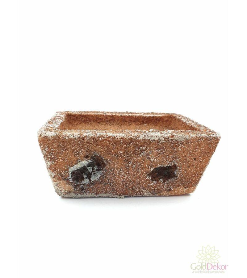 Tűzhető műkő kis tégla - Világos barna