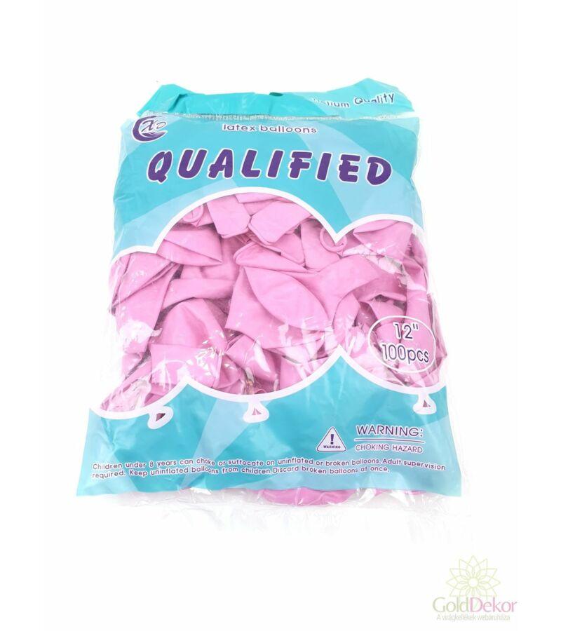 100 db-os lufi csomag - Macaron pink