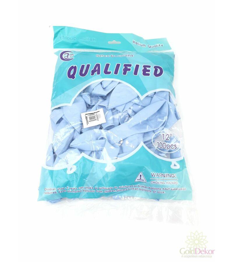 100 db-os lufi csomag - Macaron Kék