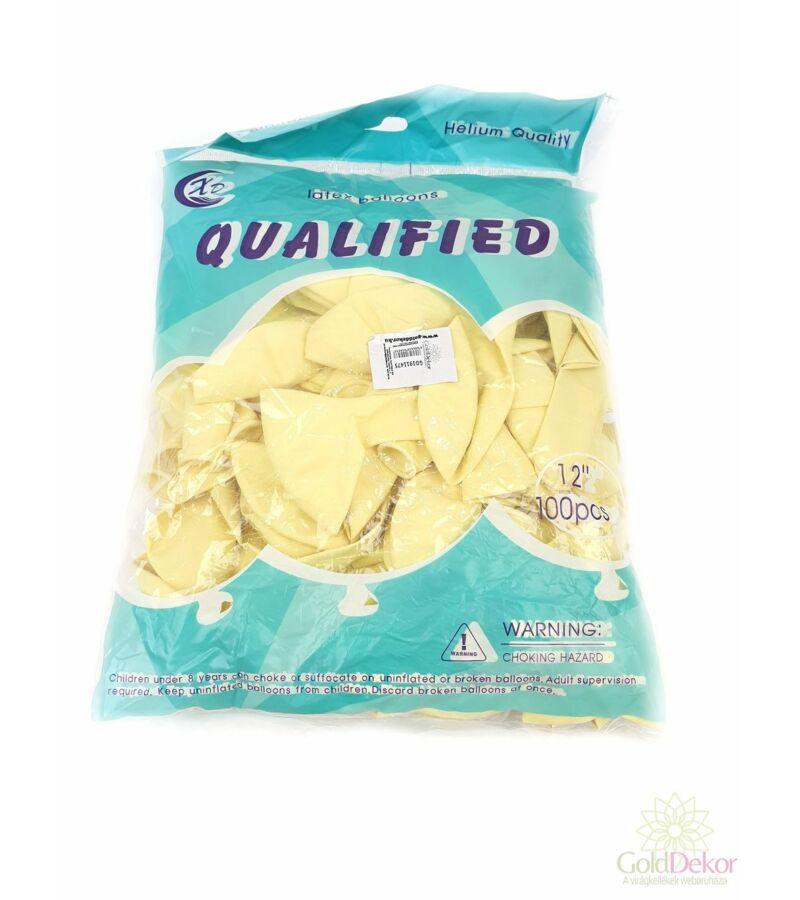 100 db-os lufi csomag - Macaron sárga