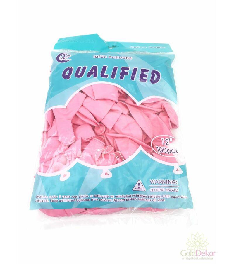 100 db-os lufi csomag - Macaron rózsaszín