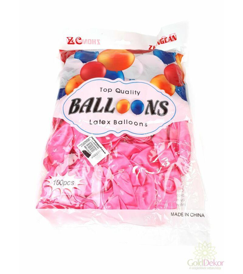 100 db-os lufi csomag - Rózsaszín