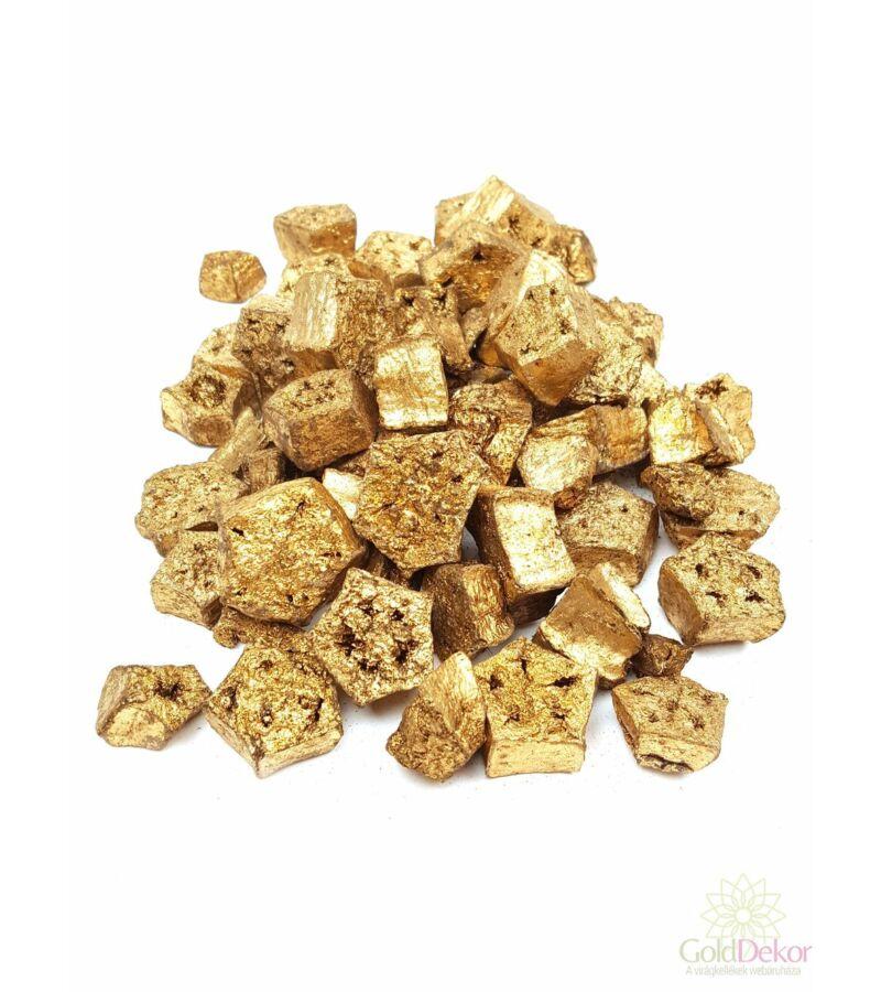 Mehogany szelet - Arany