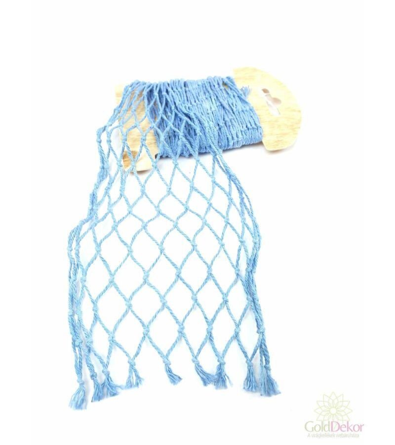 Halászháló szalag - Kék