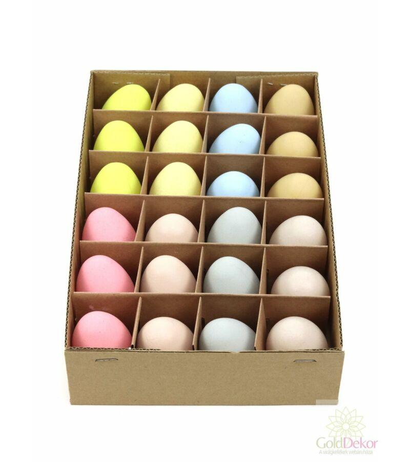 Pasztel tojás szett A