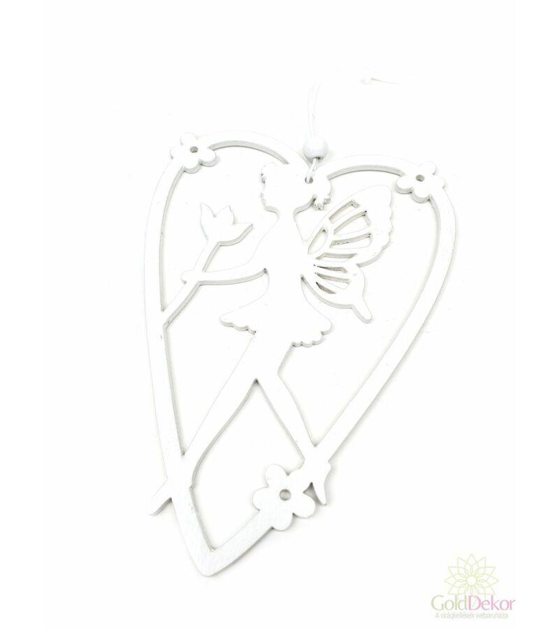Virágtündér szívben - Tulipán