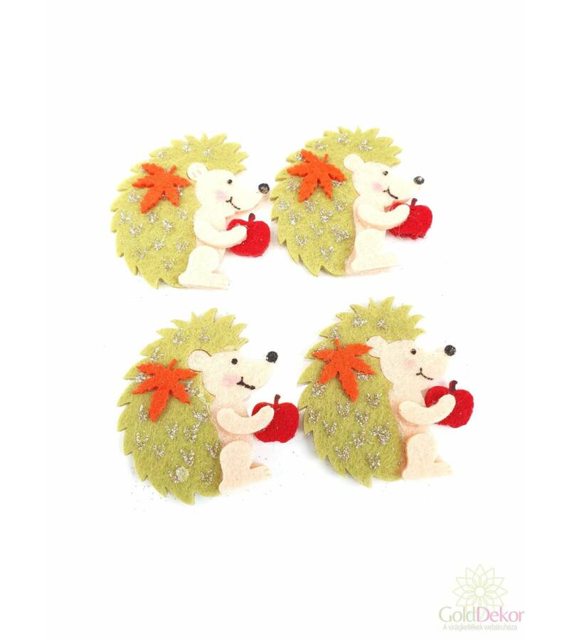 Öntapi filc süni almával - Zöld